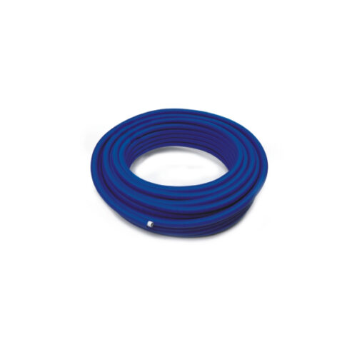 Multilayer Pipe with corrugated protection sheat